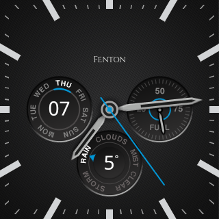 Sony SmartWatch 3 Watch Faces