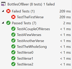 ApprovalTests Test Window Failure